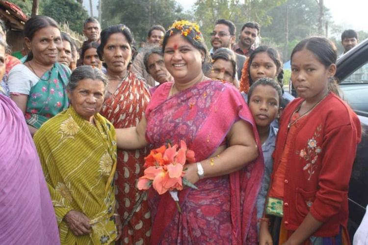 Araku MP Kothapalli Geetha launches Jana Jagruti Party in Vijayawada