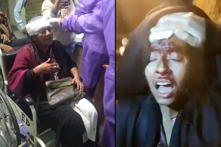 Malayalam actors condemn attack on JNU students