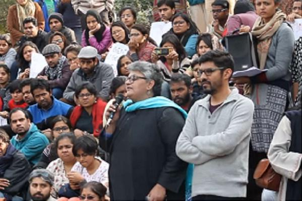 Father of one JNU student accused of shouting anti-national slogans says spare media trial