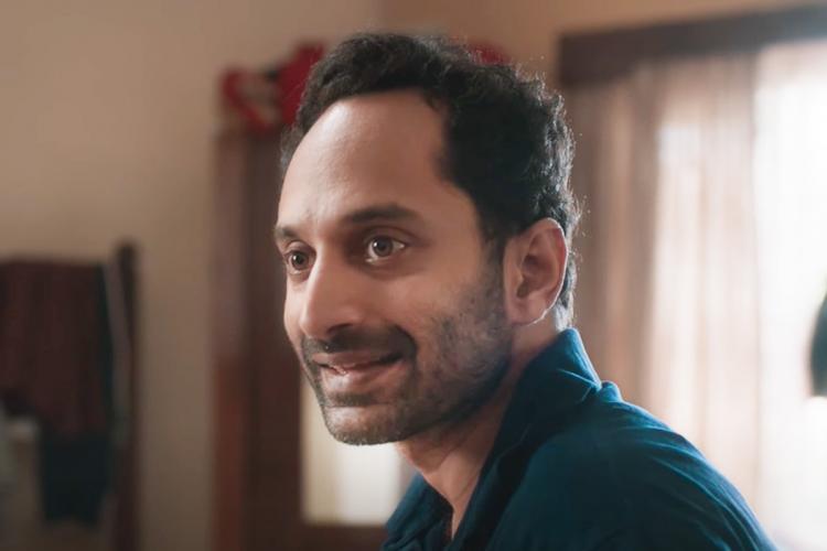Fahadh Faasil in the trailer of upcoming Malayalam movie 'Joji'.