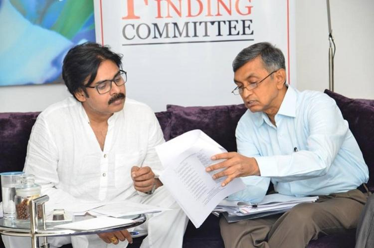 AP special status JP forms new panel to study Pawans committee findings