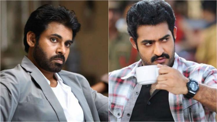 Telugu actor Jr NTRs fan stabs to death actor Pawan Kalyans supporter