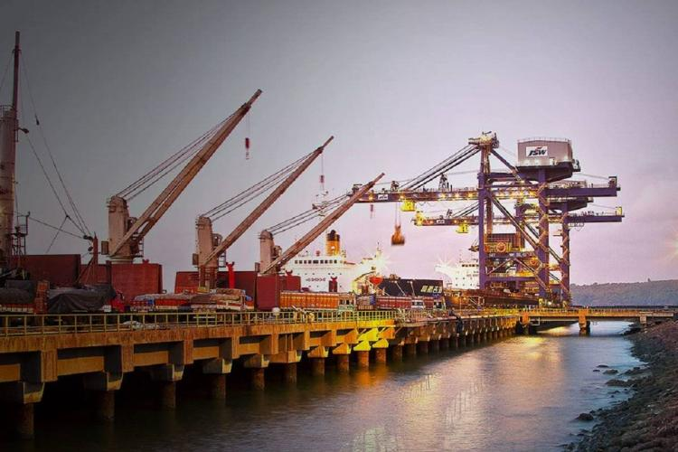 JSW has completed acquisition of Chettinad port business