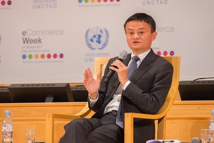 20 years after founding Alibaba Jack Ma leaves e-commerce giant