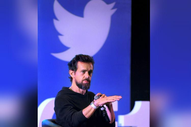Twitter CEO Jack Dorseys account hacked