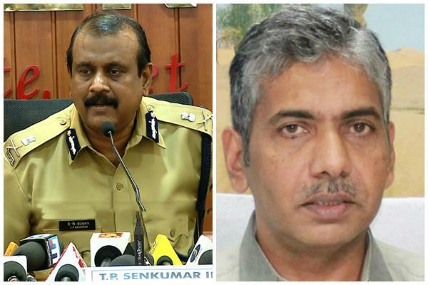 Kerala Reshuffle TP Senkumar removed as police chief Jacob Thomas to head Vigilance