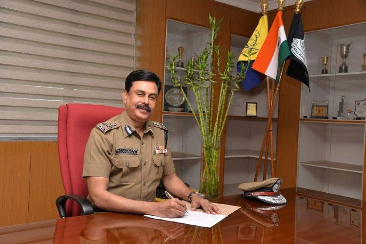 Jaffar Sait IPS is back in action gets posted as CB-CID chief of TN