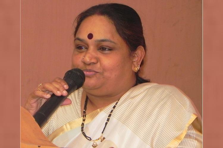 Noted Telugu writer Pusarla Jagaddhatri found dead in her apartment in Vizag