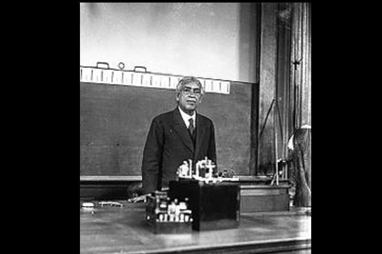 Google doodle honours scientist Jagadish Chandra Bose