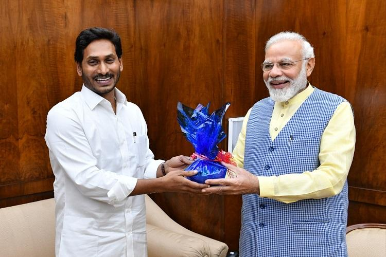 Accord Andhra special status Jagan writes to PM after Finance Commission report