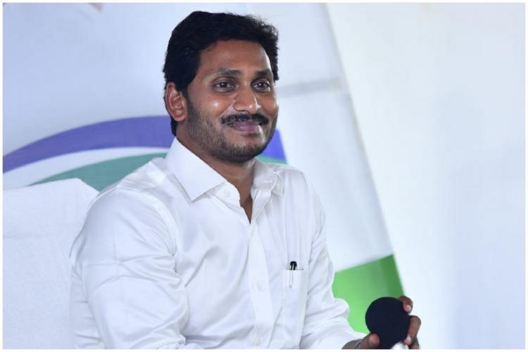 Chief Minister YS Jagan Mohan Reddy