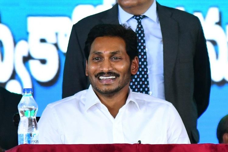 Andhra CM Jagan to begin Praja Darbar from July 1 to address public grievances