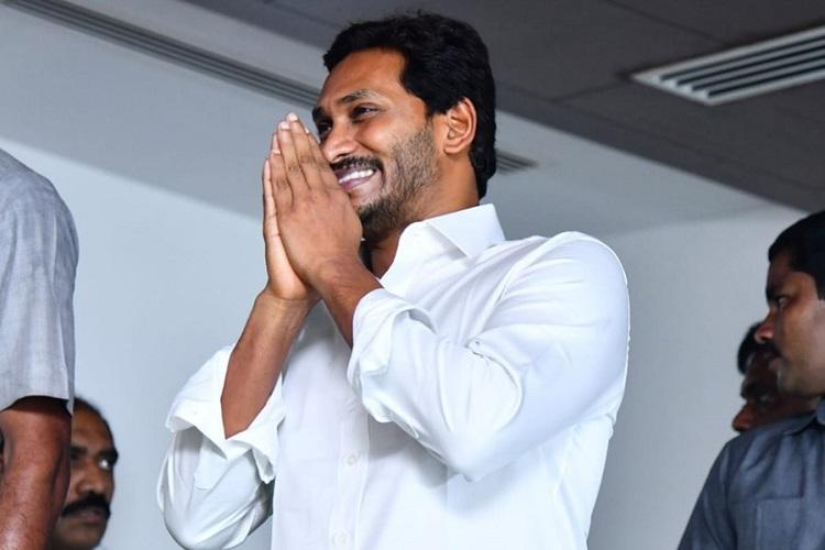 Andhra govt to pay Rs 5000 monthly honorarium to pastors BJP dubs Jagan anti-Hindu