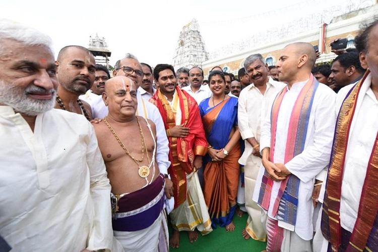 Who will be the next TTD Chairman under Jagan govt Race on for coveted post