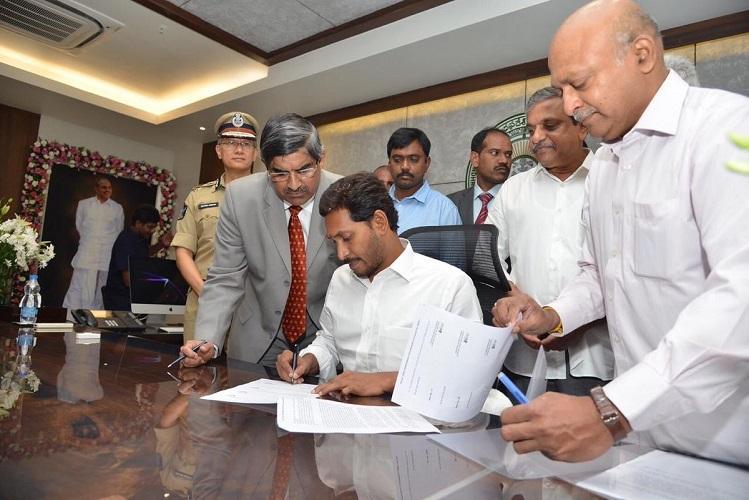 To declare commitment, Andhra CM Jagan frames 'Navaratnalu', YSRCP