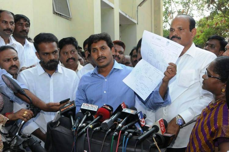 Will impose total prohibition in Andhra if we get elected says Jaganmohan Reddy
