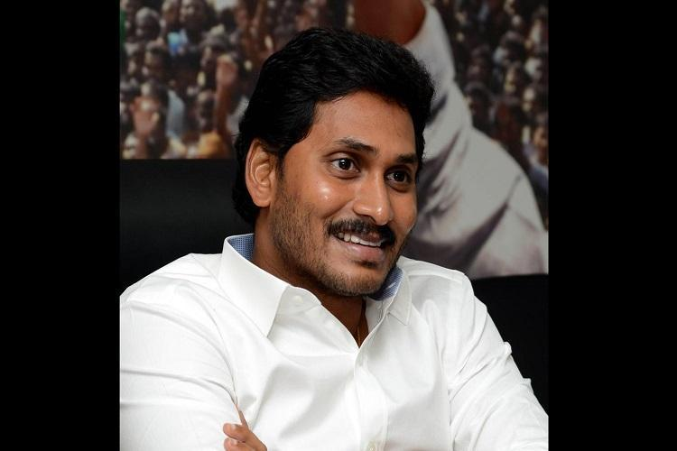 Bridegroom forever Jagan gets personal with Pawan Kalyan