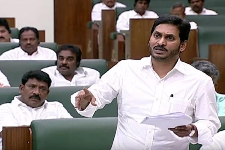 Andhra Assembly passes bills to decentralise capital scrap Amaravati CRDA
