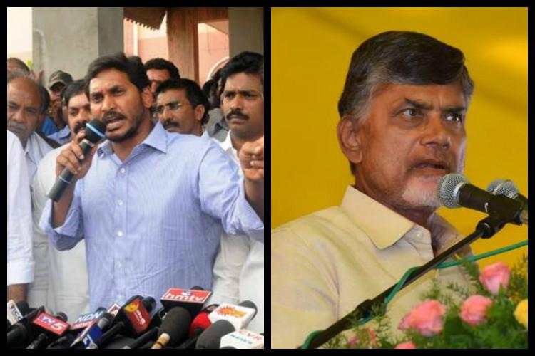 Andhra CM Naidu responds to Jagans comment says it reflects his mental condition