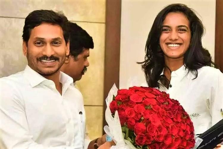 PV Sindhu turns brand ambassador for Andhra govts anti-corruption helpline