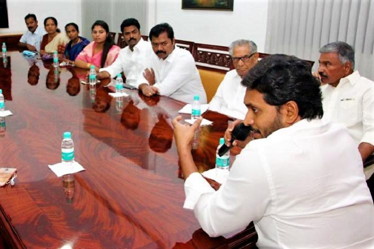 YSR Congress to boycott Andhra Assembly session till defectors are disqualified