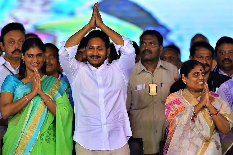 The men and women behind Jagan Mohan Reddy's long road to