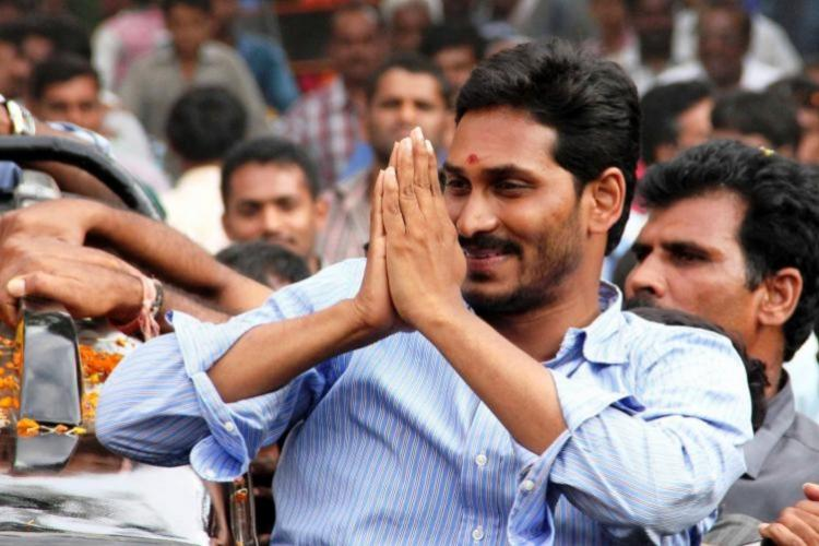 YSRCP chief Jaganmohan Reddy accuses Andhra CM of plotting the attack on him