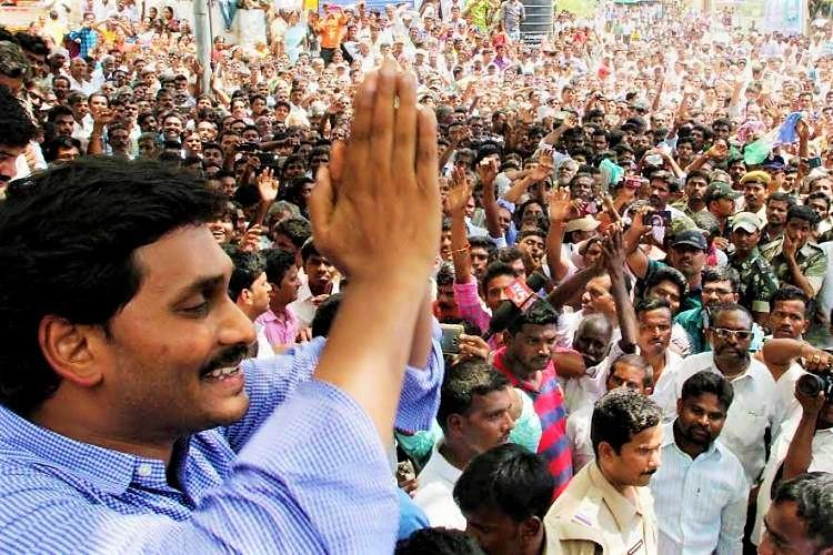 Jagan Mohan Reddy declares assets worth Rs 375 crore 31 criminal cases