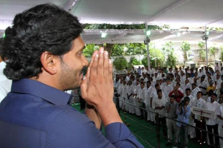 As party faces doom Jagan gives gyaan on becoming a successful leader in 5 months