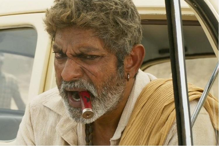 Jagapathi Babus role in Aravindha Sametha is scary
