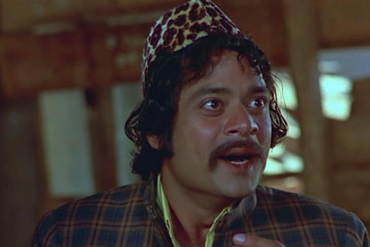 Bollywood actor Jagdeep known for his role as Soorma Bhopali in Sholay dies