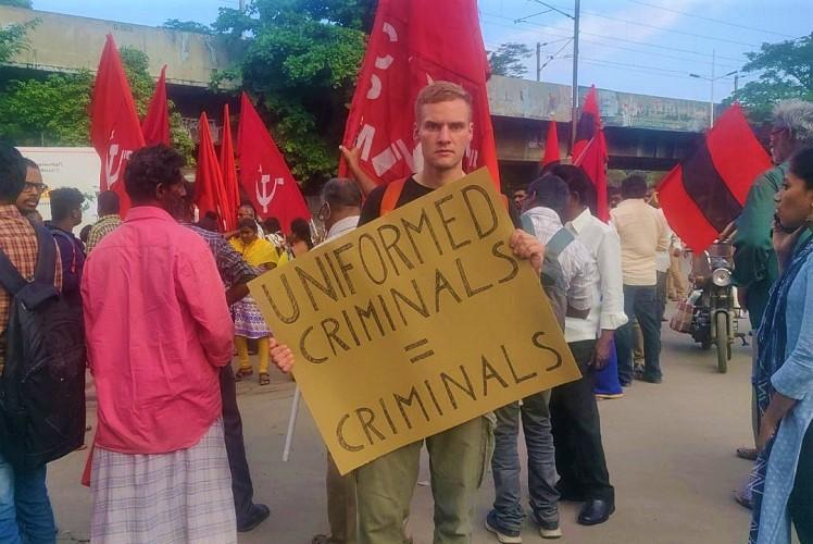 German IIT Madras student sent back for joining anti-CAA protest
