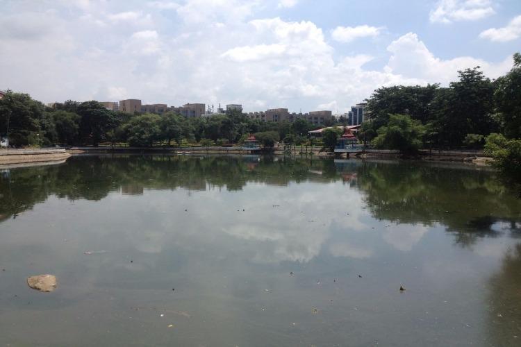 Hyd Rains Encroachment of pond is the real reason Punjagutta roads flooded says GHMC