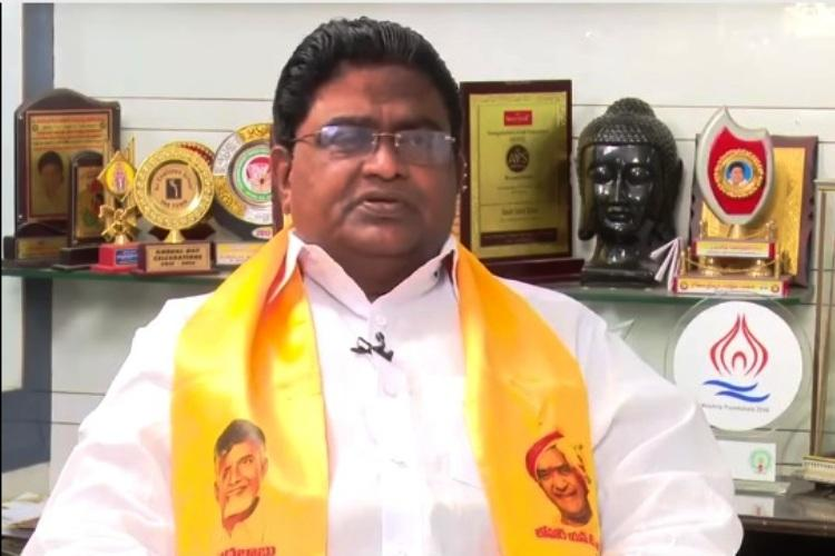 Andhra MLA who studied Physics in BCom clarifies after video goes viral