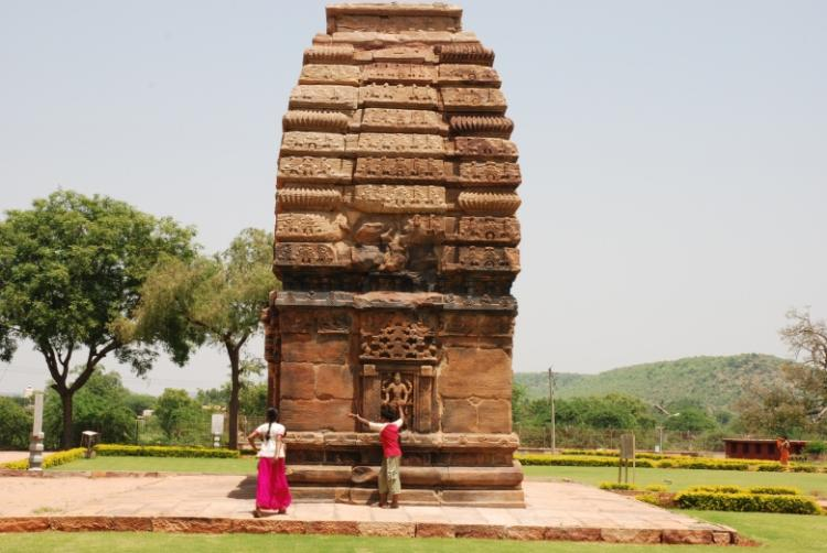Temples of Pattadakal bear testimony to the opulence of Chalukyan architecture