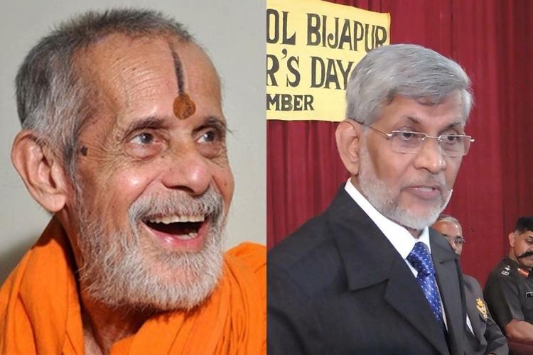 Lingayats vs Sangh Parivar Retired IAS Officer challenges Pejawar seer to debate