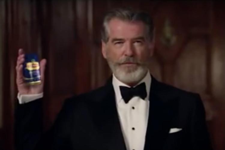 Did Pan Bahar cheat Pierce Brosnan into endorsing tobacco products