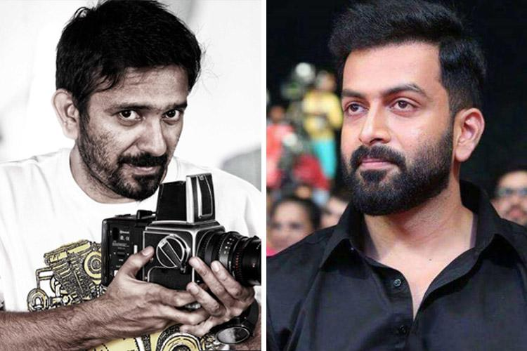 Director of sports drama The Beautiful Game praises Prithviraj for his support