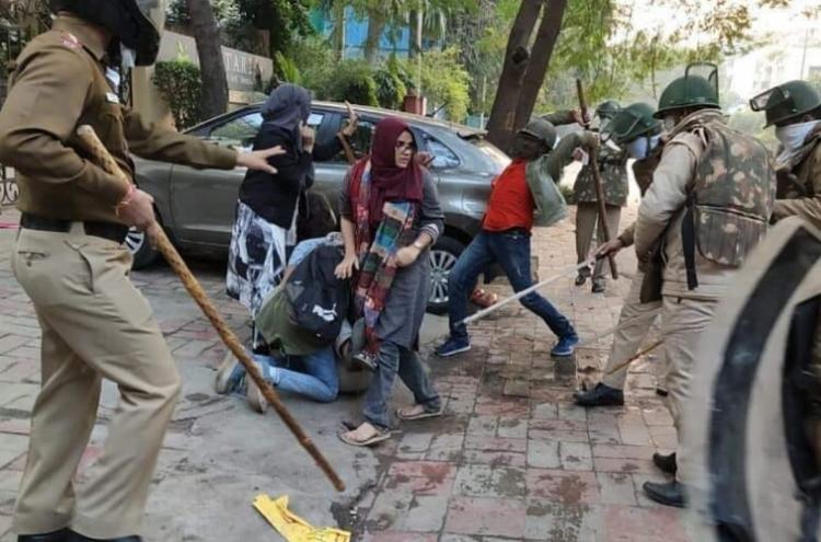 Jamia Teachers Association and student community distance themselves from violence