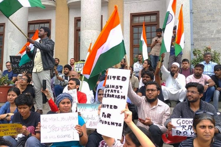 Bengaluru protest against Delhi violence called off as cops deny permission