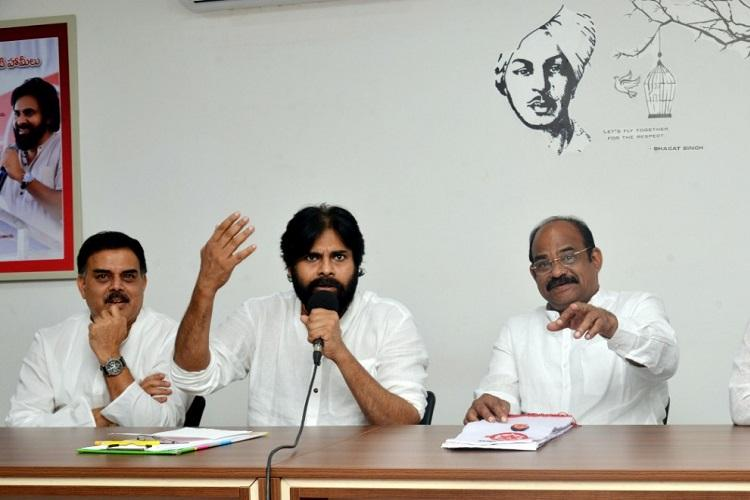 Pawan Kalyans Jana Sena announces 2 candidates for Lok Sabha polls