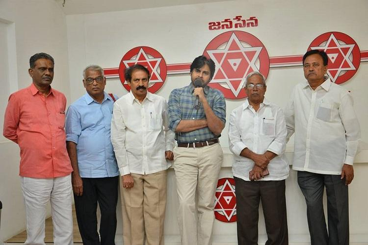 Andhra special status bandh on April 16 YSRCP Jana Sena and Left parties back move