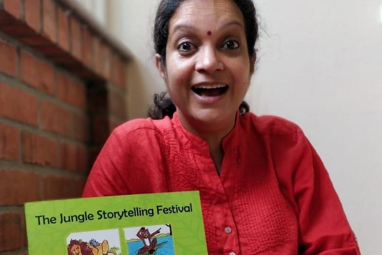 From Ghilli amma to childrens writer meet Janaki Sabesh in her new avatar
