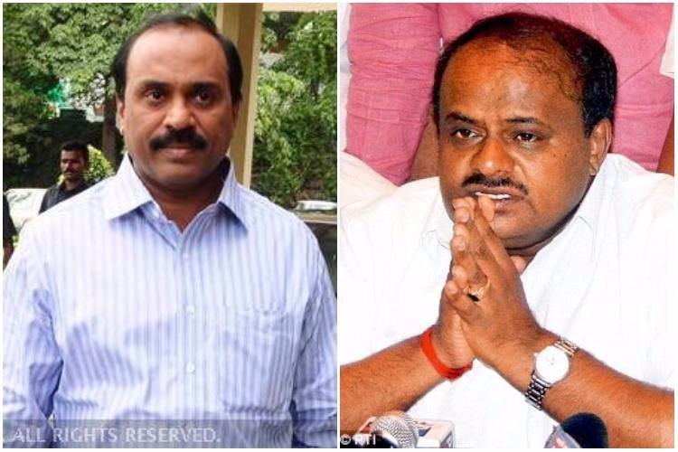 Ten-year-old corruption allegation comes back to haunt HD Kumaraswamy