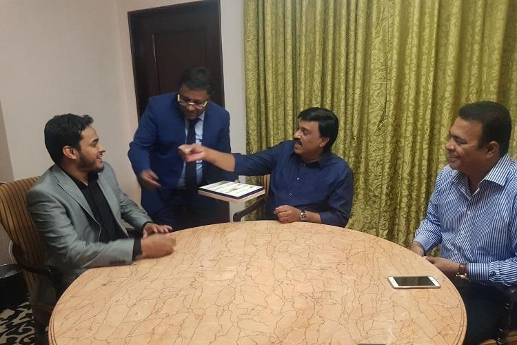 After Janardhana Reddy arrest CCB officials search for 3 men in connection with scam