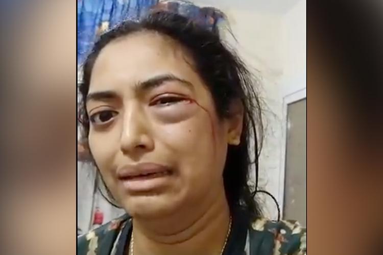 My husband may harm me again Bengaluru MBA grad stuck in UAE seeks Indias help