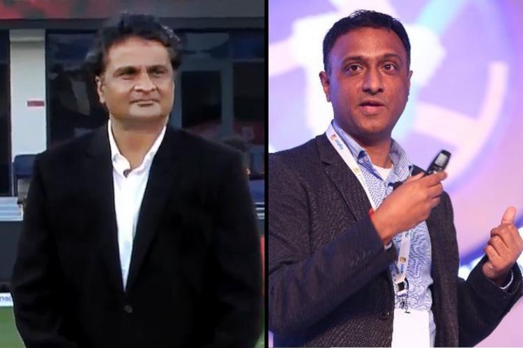 Javagal Srinath Flipkart CEO