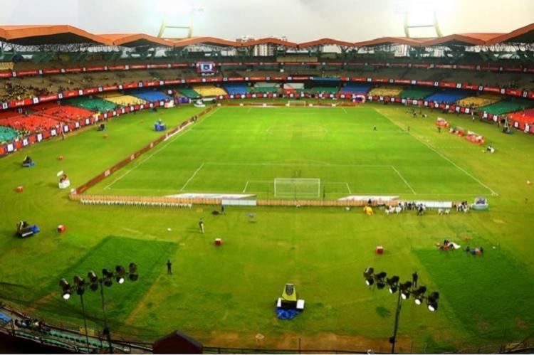 Keralas push to host West Indies ODI at Kerala Blasters home stadium angers football fans