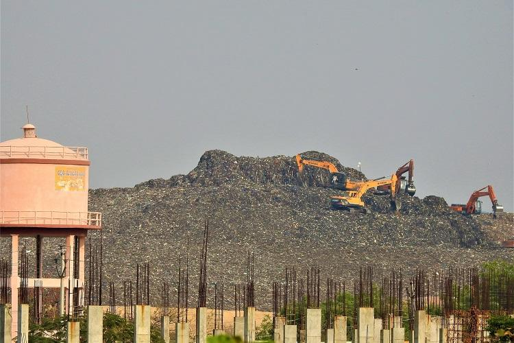 Stench from Hyds main landfill increases govt promises to cap site by June