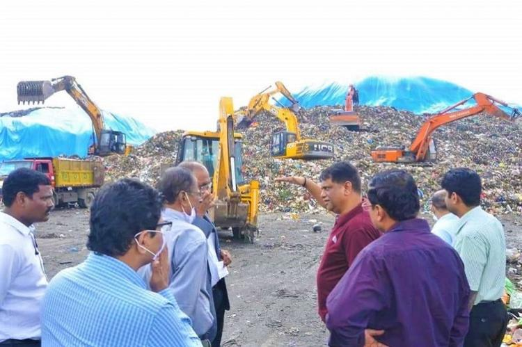 Stench from Hyderabads main dumpyard HC to monitor clean-up of Jawaharnagar
